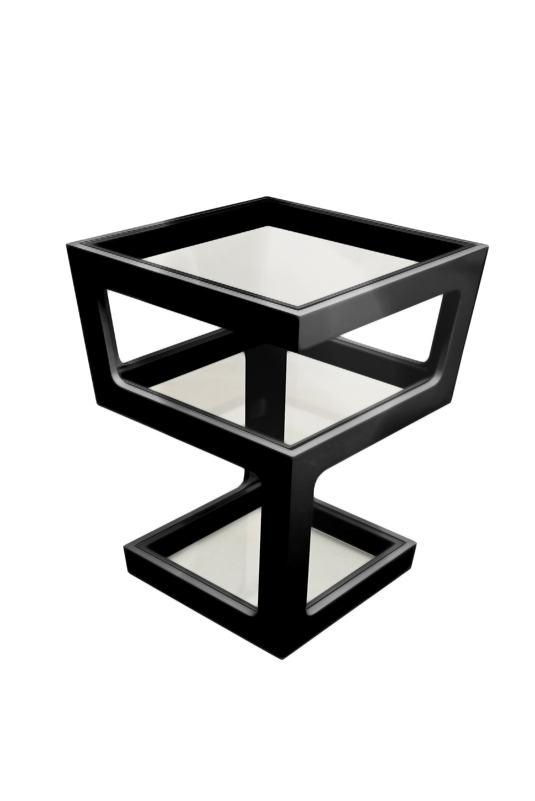 Inverse black eda concept collection de meubles design for Canape 75017